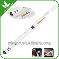 Touch pen for MID and cell phone e cigarette rainbow smoke cigarettes