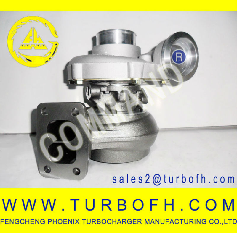 TO4E04 466588 turbo for volvo fl7
