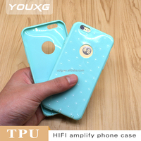 2016 mobile accessories TPU phone case funky mobile phone case
