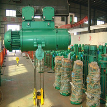 lifting wire rope pulling electric hoist in China