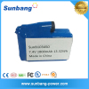 Smallest 7.4V 2S-103450 1800mAh Li-polymer first power battery