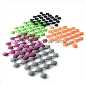 kitchen high temperature heat insulation silicone baking mat