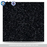 China Quarry Cheap Top Grade Thick Black Granite Tiles