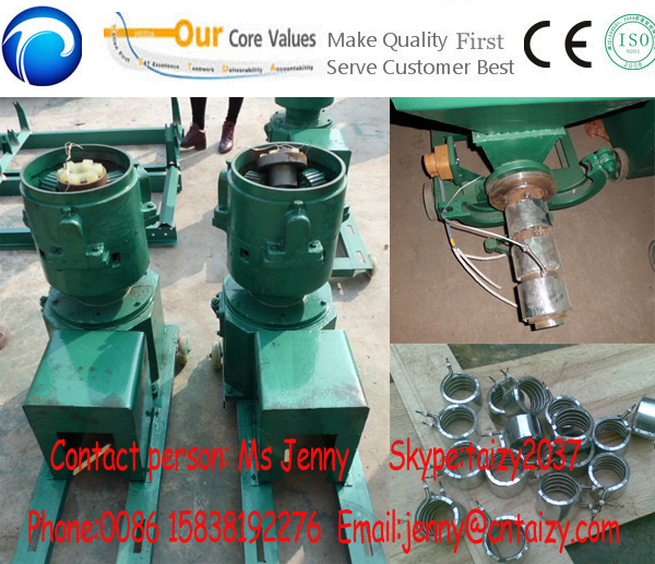 sawdust / peanut shell / straw charcoal briquette making machine with factory price
