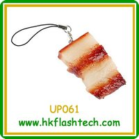 Fat meat shape 64gb plastic usb pendrive