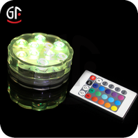Novelty Products For Sell Glow In the Dark Battery Operated Candles By Remote Control