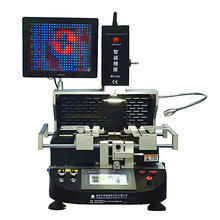 Hot Sale semi automatic BGA rework station with free BGA welding preheater for reballing and rework WDS-650