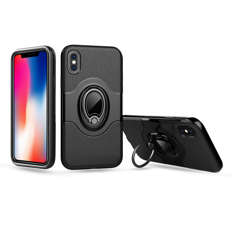 Scratch-Resistant Slim Fit Protective Case for iphone X carbon fiber case