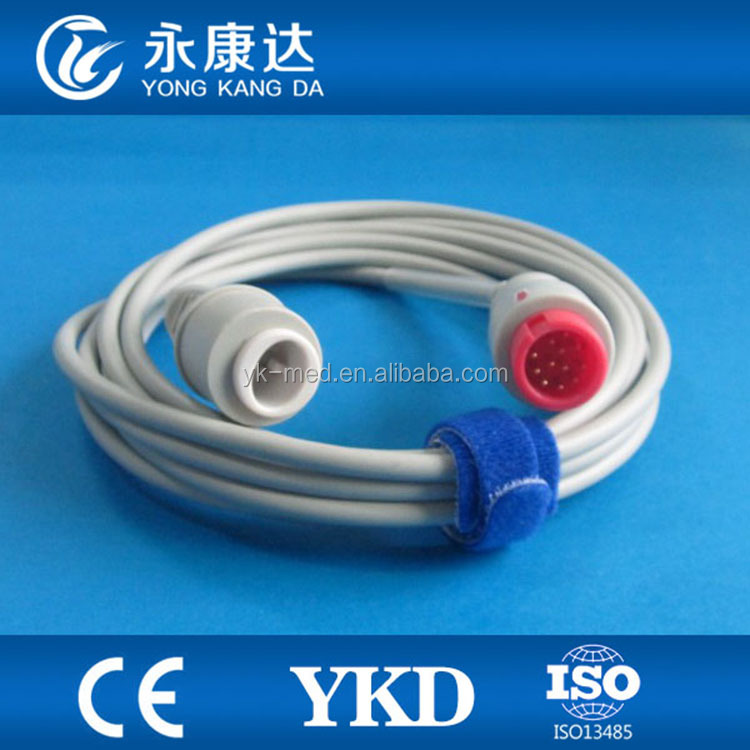 IBP cable and Pressure Edward Transducers