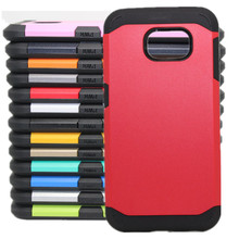 Heavy Duty Hard Hybrid Shock Proof Pc Tpu Slim Armor Case For Samsung Galaxy Note 3 Neo Free Sample