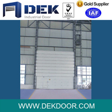 Hot sale insulated sectional overhead doors