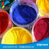 On sale best price pigment powder yellow 184 used for textile ink
