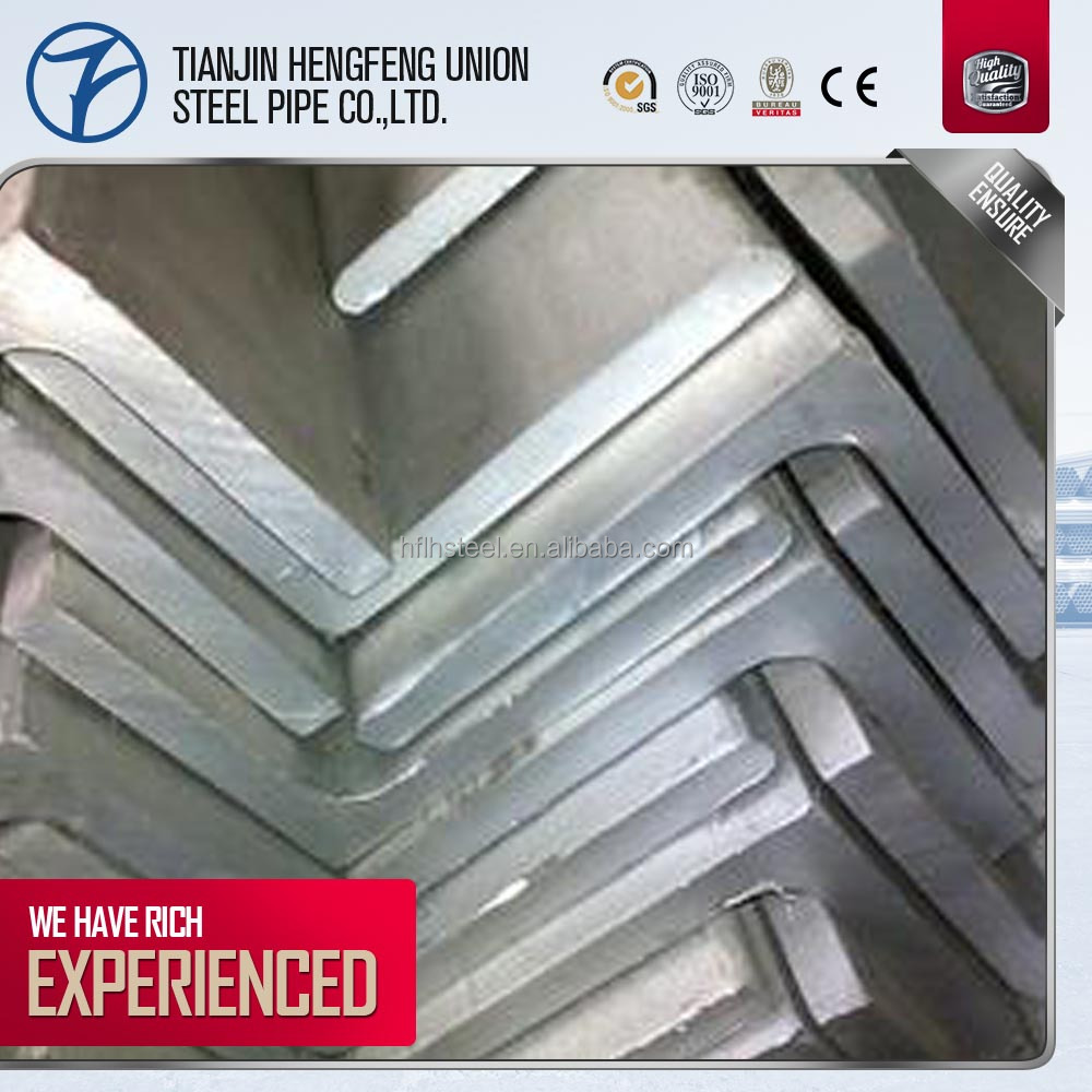 factory price steel angle bar with hole/ china supplier angle steel iron