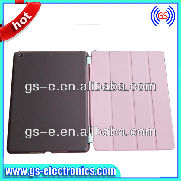 smart cover and back case for ipad air 2 magnetic case
