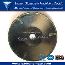 4.5'' 115mm electroplated saw blade for marble