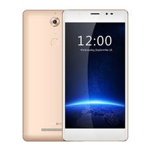 Brand New Free Sample Free shipping Original LEAGOO T1 Stylish Selfie Phone 16GB Mobile 4G unlocked 3G 2G cell smartphone Gold