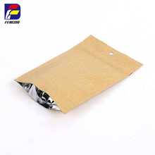 Manufacturer shopping gift printed Kraft Paper Packaging Bag