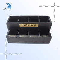 High Quality Custom Printed/Painted Lacquered Antique Gift Wooden Tea/Coffee Display Box