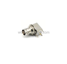 made in China crimp female rg59 crimp bnc terminal crimp rf connector