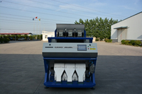 soyabean processing machine/soybean color sorter/agricultural equipment
