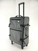 airport eminent luggage trolley verage suitcase