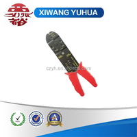 multi function carbon steel hand crimping tool