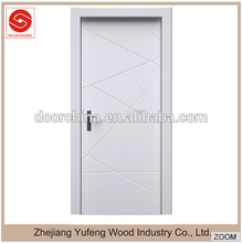 China Supplier Interior Wooden Door Panel Cardboard Doors With Frame