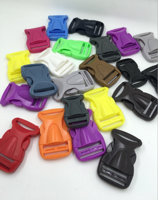 Wholesale plastic side release buckle for backpack