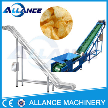 142 food material handing belt conveyor equipment