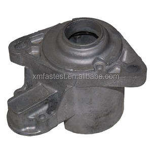 Aluminum motor accessories housing