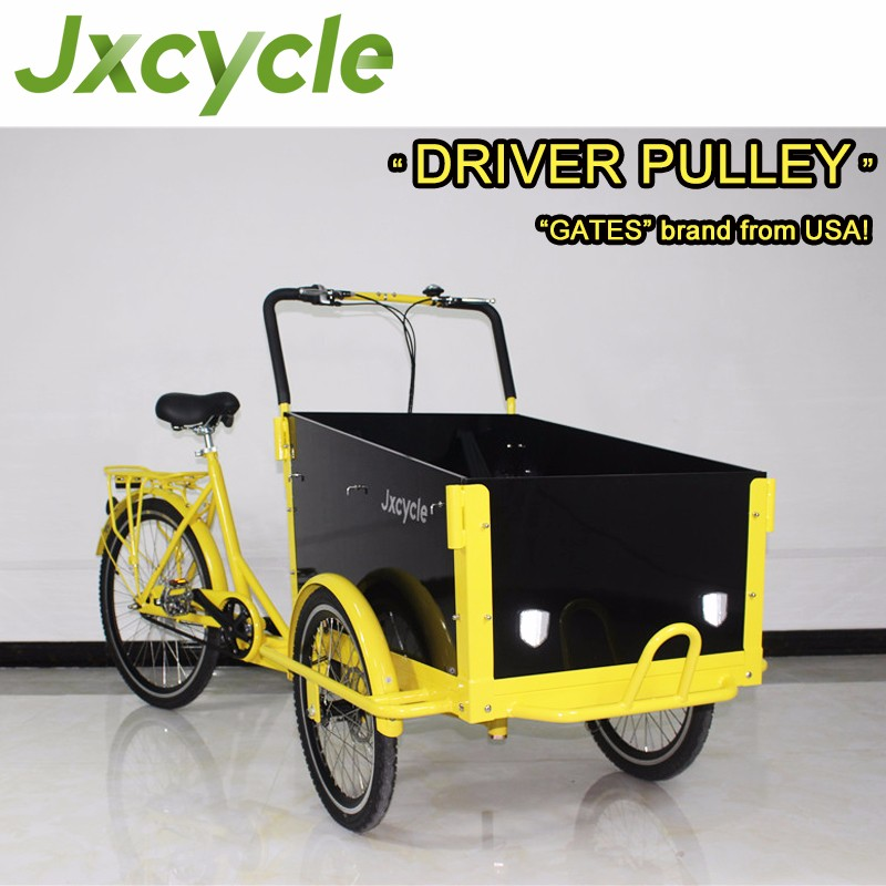 utility cargo bike for kids/pet/children/cargo