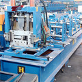 High Quality c z roof purlin interchange roll forming machine