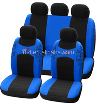 Wholesale polyester car foam seat cover
