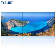 55 inch Seamless Samsung panel LCD splicing screens for indoor