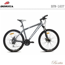 26inch High Performance Aluminum Alloy Disc Brake Mountain Bicycle For Sale