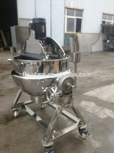 food grade industrial cooking equipment