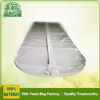 Zipper Clear Plastic Dance Dress Garment Cover Bags