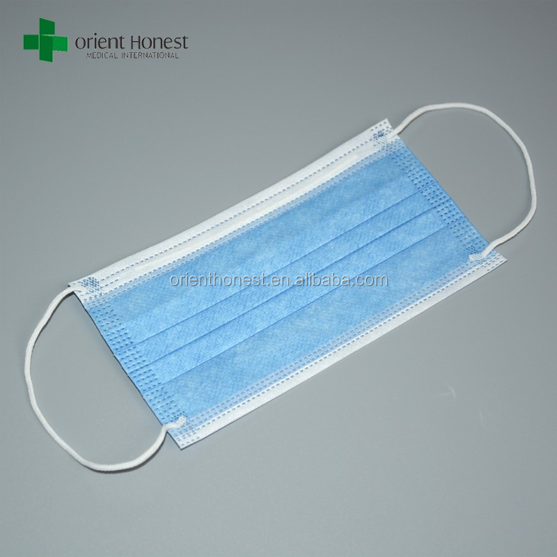 3-Ply disposable elastic cord for face masks