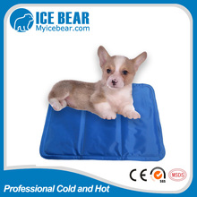 Creative pet product pet cooling bed self cooling pet pad