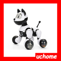UCHOME Funny Toy Dog,Battery Operated Dog Toy For Kids,Smart Dog Toys