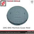 2016 Circular manhole covers/manhole cover mold Factory direct sale