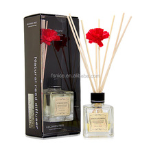 new product AP 100ml aroma reed diffuser/reed diffuser with rattan sticks/reed diffuser bottles wholesale