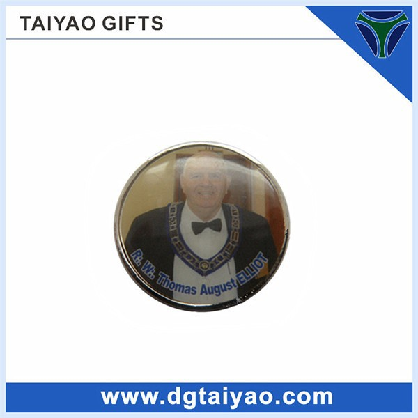 Epoxy resin with Sticker Election of coin for sale