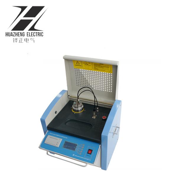 Excellent Transformer Oil Dissipation Factor Tan Delta Test Set