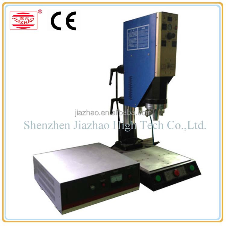 Automatic Ultrasonic Plastic Case Welding Machine / File Folder / PP / PVC / MAGIC TAPE