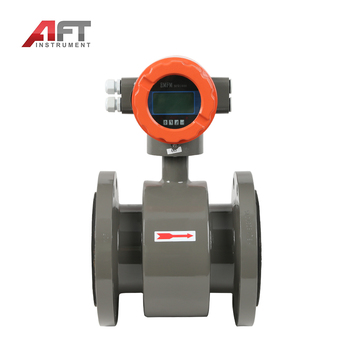 Integrated type domestic sewage magnetic flow meter liquid flow instrument