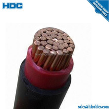 1c 240mm2 LT Underground cable copper core XLPE insulated non armor underground power cable