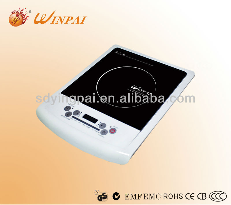 Slim style vitroceramic hob/infrared Cooktop