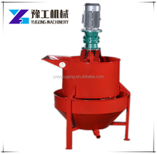 Small portable concrete mixer specifications