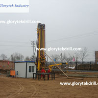 750 Type Hydraulic Drill Equipment For